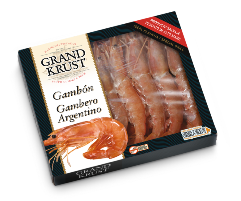 Gambón entero crudo 300 g