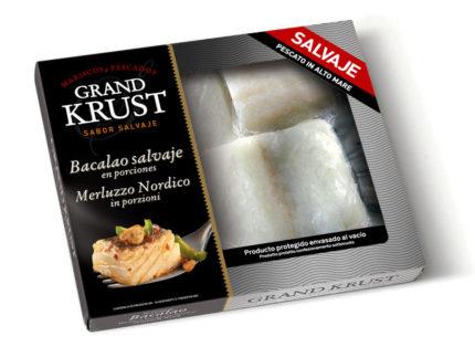 Merluzzo Nordico in porzioni 400 g