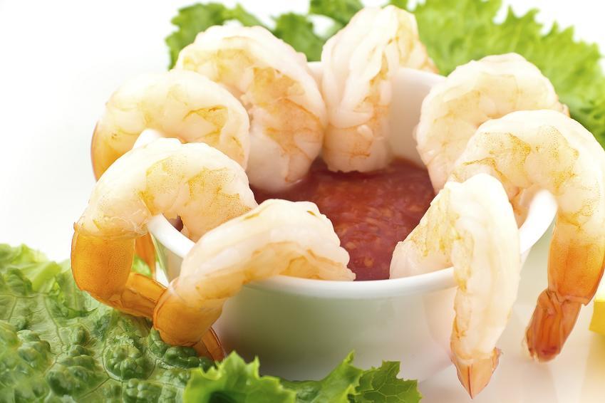 Fresh Shrimp Cocktail